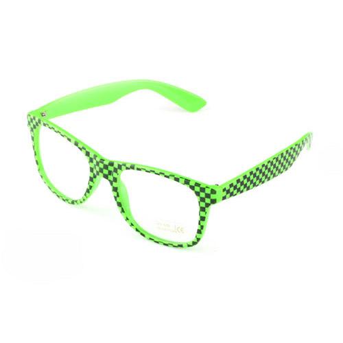 Слънчеви очила Уейфеър с прозрачни стъкла 103
