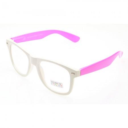 Слънчеви очила с прозрачни стъкла Уейфеър 655