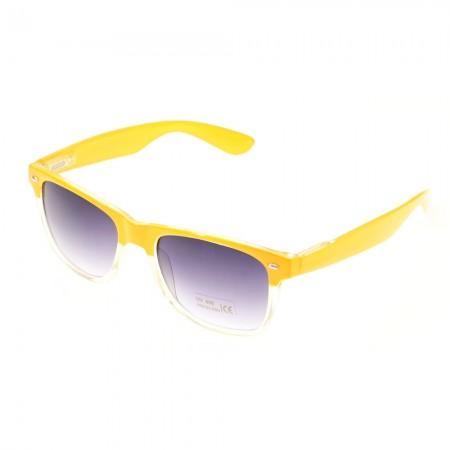 Слънчеви очила с прозрачни стъкла 695