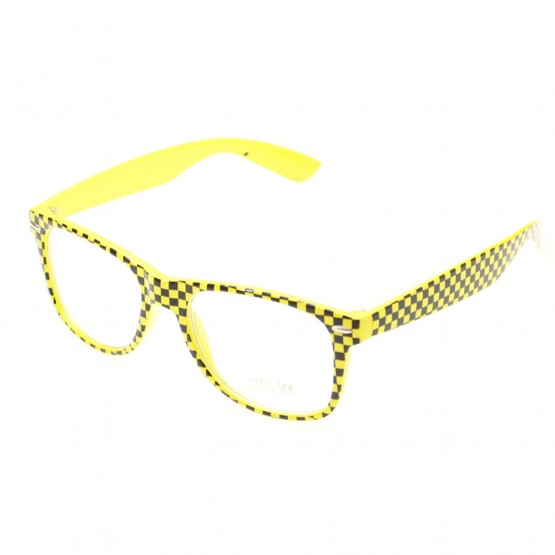 Слънчеви очила с прозрачни стъкла Уейфеър 698